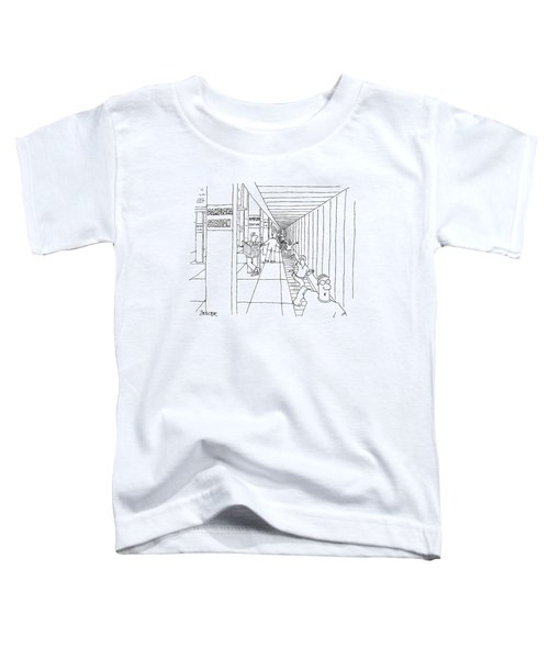 New Yorker April 24th, 2006 Toddler T-Shirt