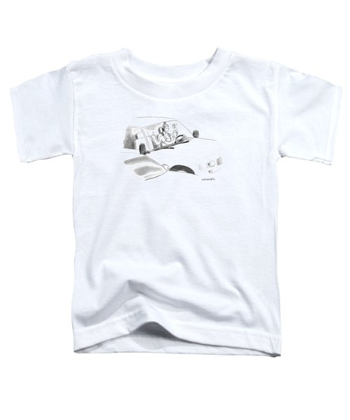 New Yorker January 8th, 2007 Toddler T-Shirt
