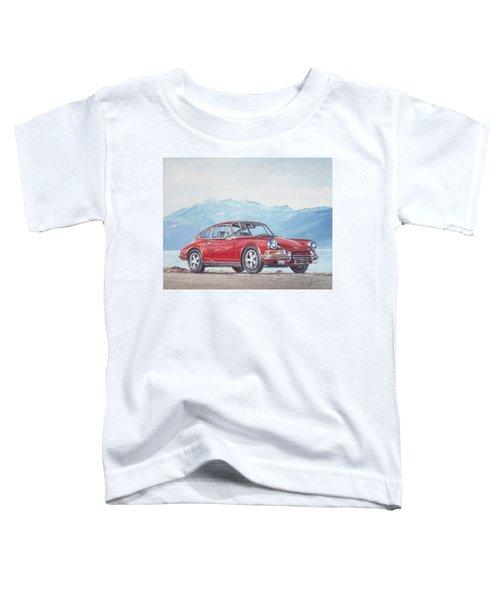 1969 Porsche 911 2.0 S Toddler T-Shirt