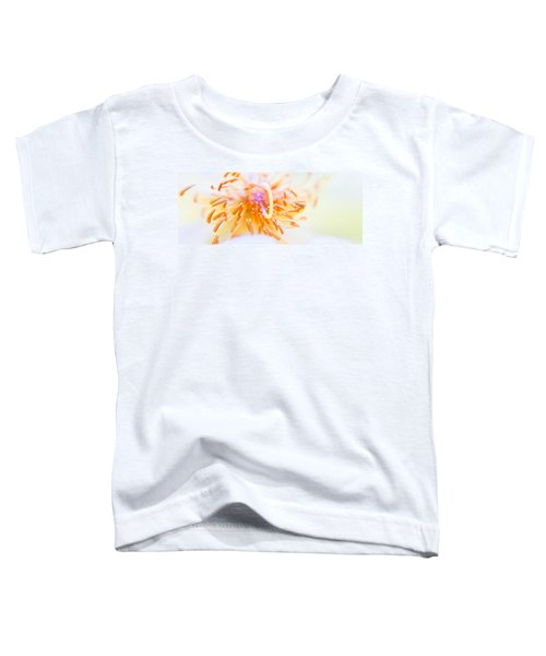 Abstract Flower Toddler T-Shirt