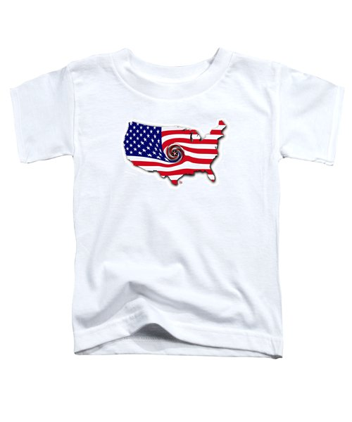 Down The Drain Toddler T-Shirt