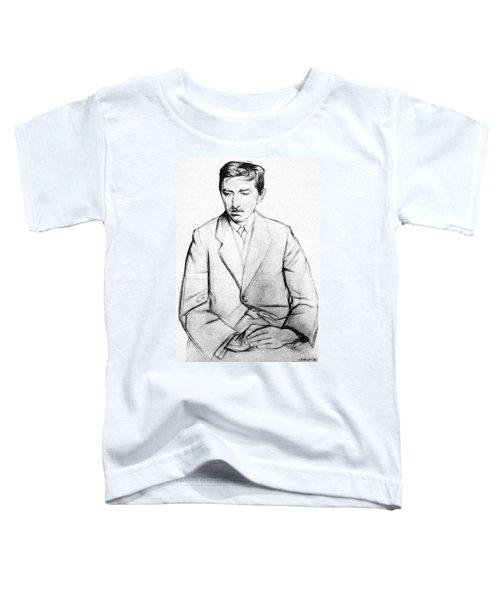 E Toddler T-Shirt