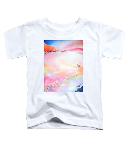 Evening Cruise Toddler T-Shirt