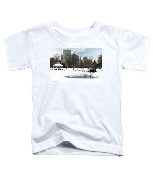 D48l3 Goodale Park Photo Toddler T-Shirt