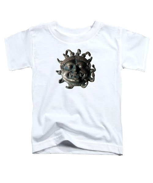 Gorgon Legendary Creature Toddler T-Shirt by Photo Researchers