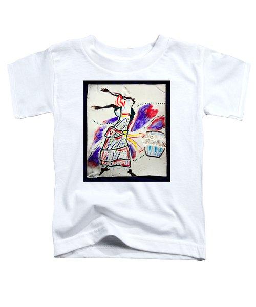 Kiganda Dance - Uganda Toddler T-Shirt