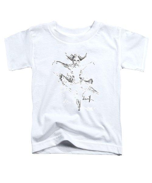 Movement Of Dance Toddler T-Shirt