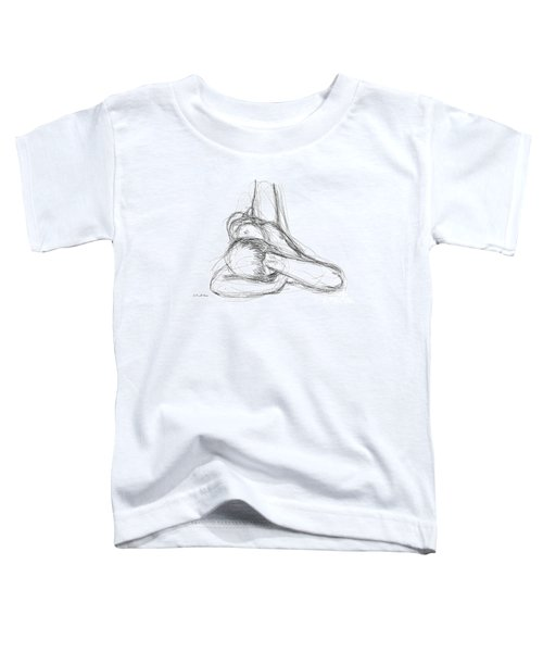 Nude Male Sketches 2 Toddler T-Shirt