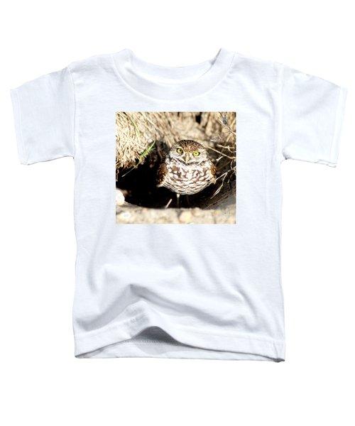 Owl Toddler T-Shirt