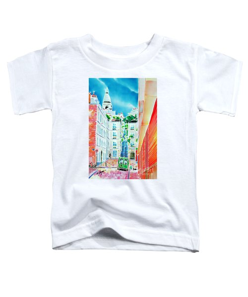 Passage Cottin Toddler T-Shirt