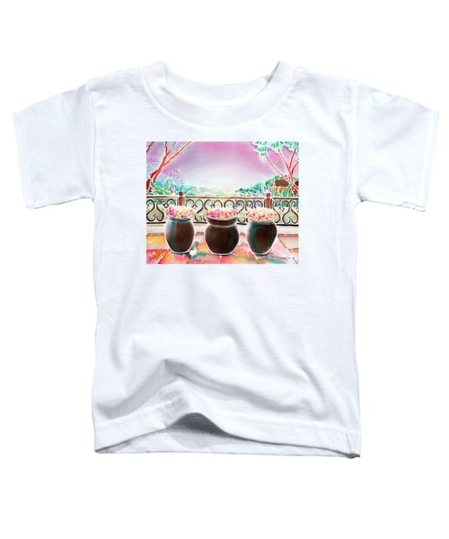 Prelude To The Night Toddler T-Shirt