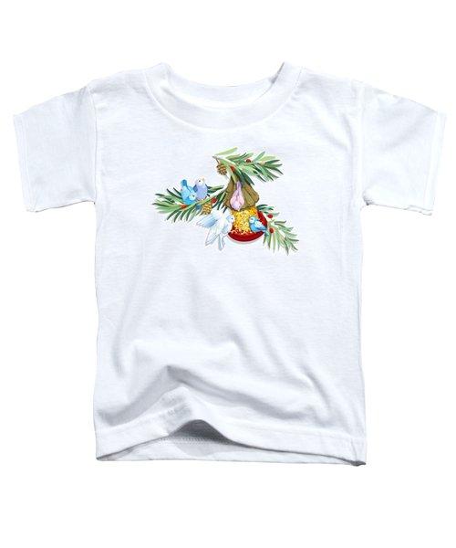 Snacks For All Toddler T-Shirt