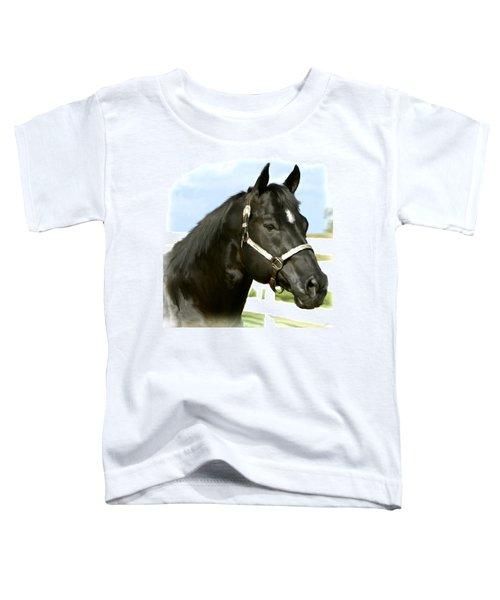 Stallion Toddler T-Shirt