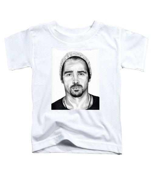 Total Recall  Colin Farrell Toddler T-Shirt
