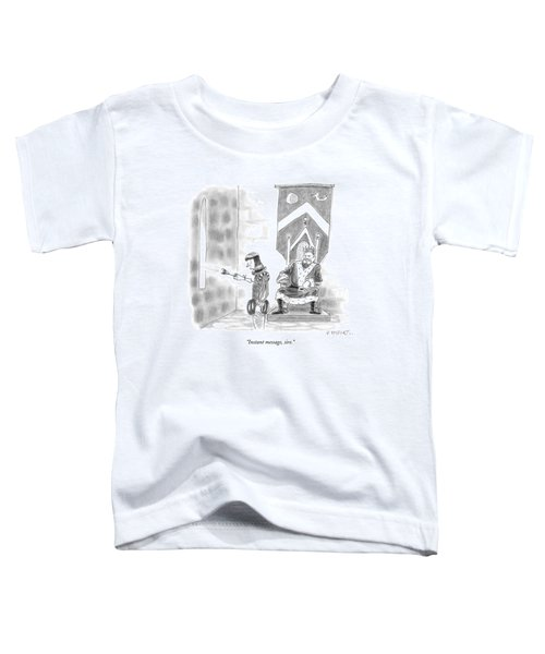 Instant Message Toddler T-Shirt
