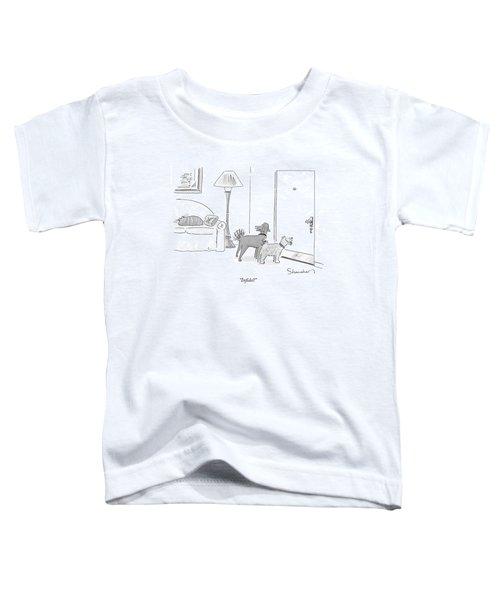 Infidel! Toddler T-Shirt
