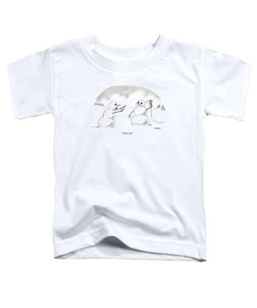 Carl! No! Toddler T-Shirt