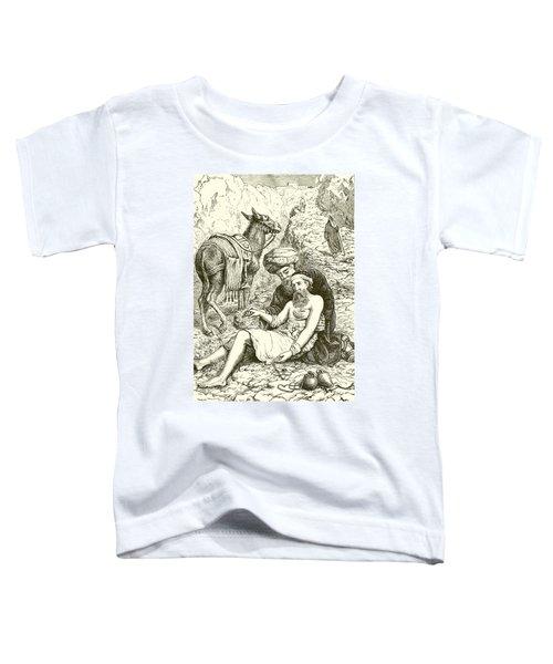 The Good Samaritan Toddler T-Shirt