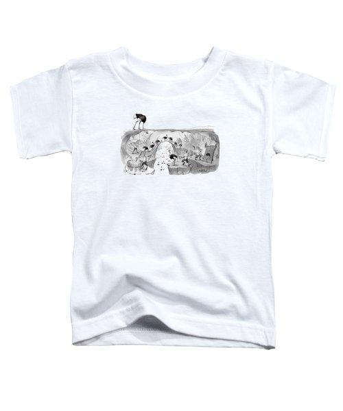 New Yorker October 31st, 2016 Toddler T-Shirt
