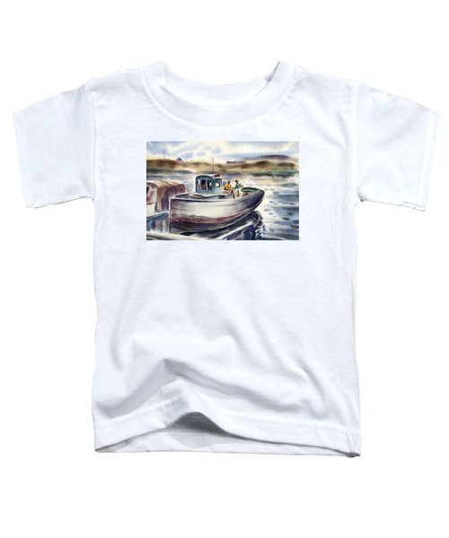Gig Harbor Toddler T-Shirt