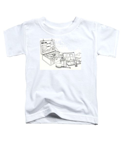 Vanity Toddler T-Shirt