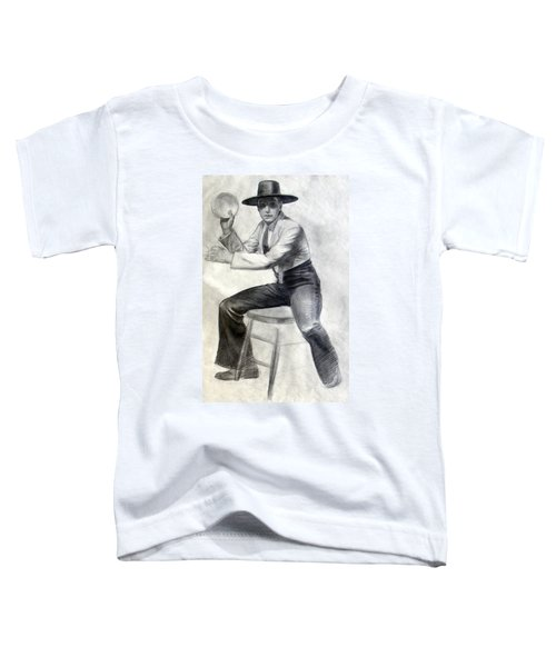 Tambourine Man Toddler T-Shirt