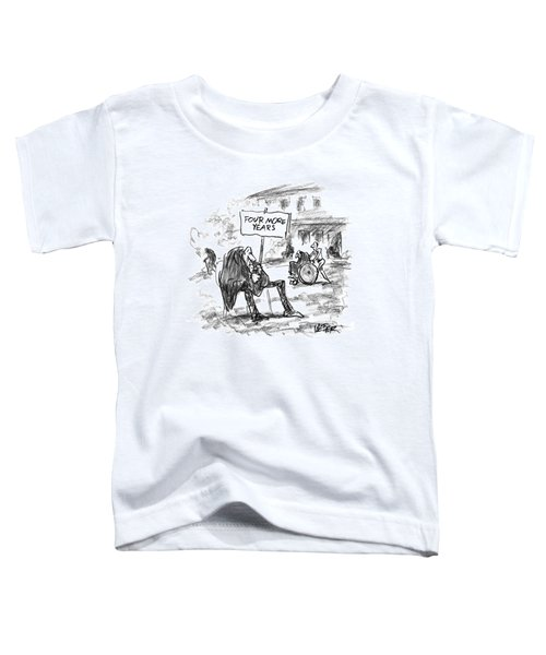 New Yorker October 18th, 2004 Toddler T-Shirt