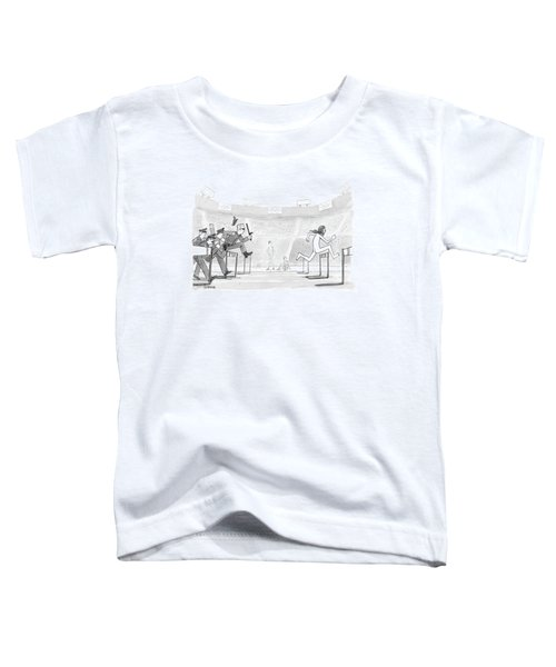 New Yorker August 30th, 2004 Toddler T-Shirt