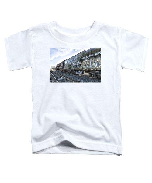 4 8 4 Atsf 2925 In Repose Toddler T-Shirt