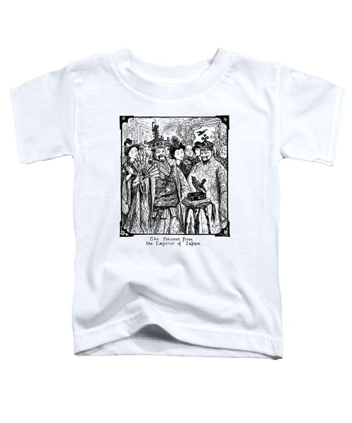 Andersen The Nightingale Toddler T-Shirt