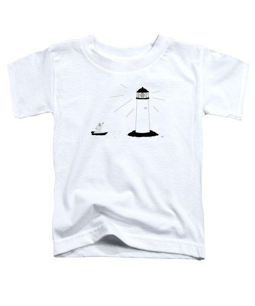 New Yorker September 19th, 2016 Toddler T-Shirt