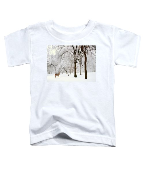 Winter's Breath Toddler T-Shirt