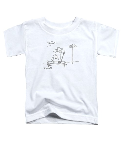 New Yorker April 16th, 2007 Toddler T-Shirt