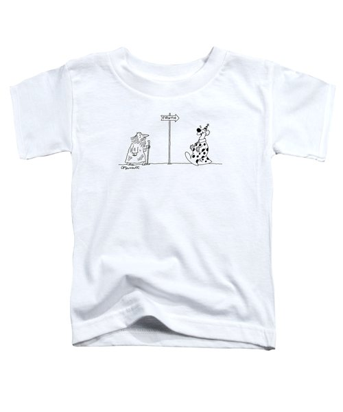 New Yorker September 3rd, 2007 Toddler T-Shirt