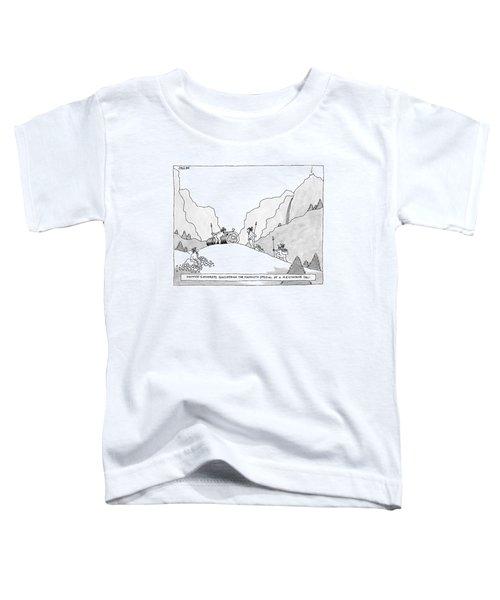 New Yorker May 18th, 2009 Toddler T-Shirt