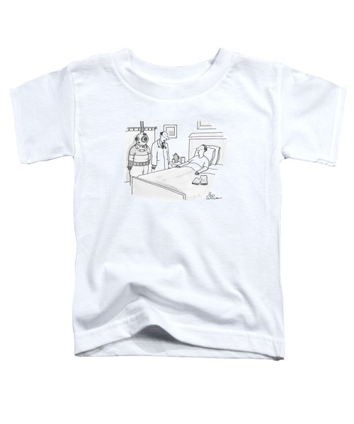 New Yorker January 14th, 2008 Toddler T-Shirt