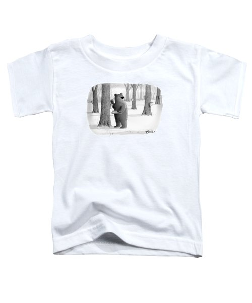 New Yorker April 2nd, 2007 Toddler T-Shirt