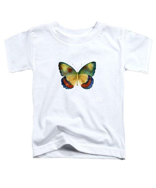 67 Bagoe Butterfly Toddler T-Shirt
