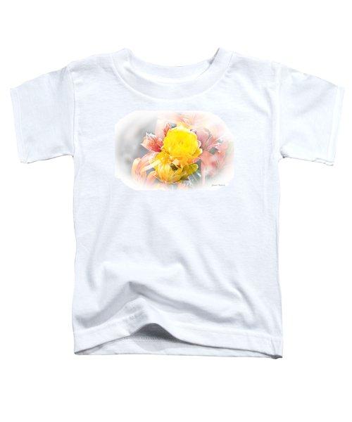 Flower Burst Toddler T-Shirt