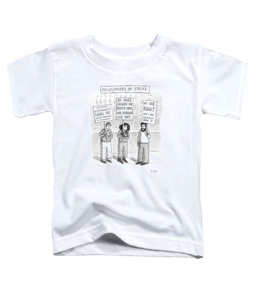 New Yorker December 3rd, 2007 Toddler T-Shirt