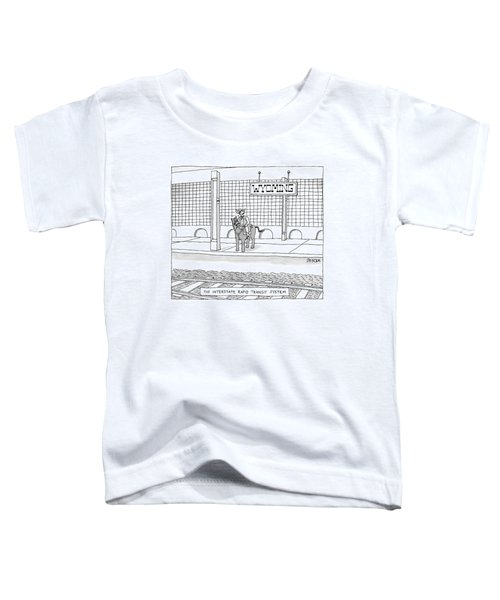 New Yorker January 22nd, 2007 Toddler T-Shirt