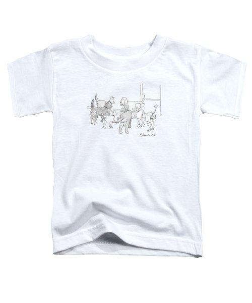 New Yorker September 17th, 2007 Toddler T-Shirt