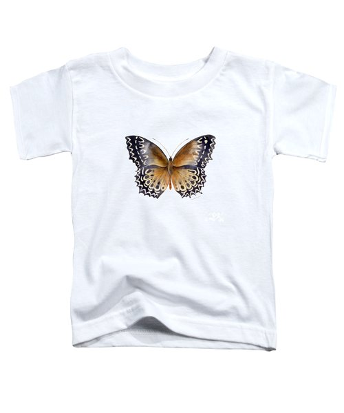 77 Cethosia Butterfly Toddler T-Shirt