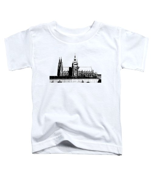 Cathedral Of St Vitus Toddler T-Shirt