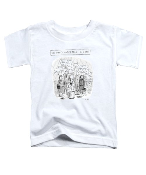 New Yorker May 21st, 2007 Toddler T-Shirt