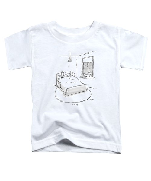 It's The Dog Toddler T-Shirt