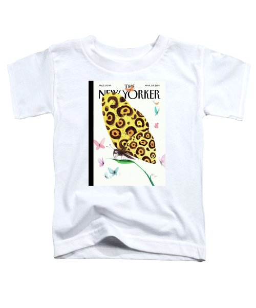 Metamorphosis Toddler T-Shirt