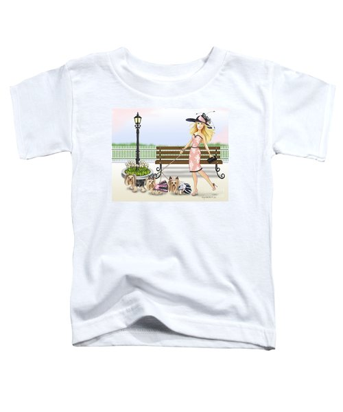 A Day At The Derby Toddler T-Shirt