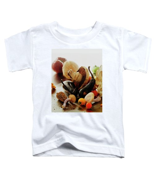 A Pile Of Vegetables Toddler T-Shirt
