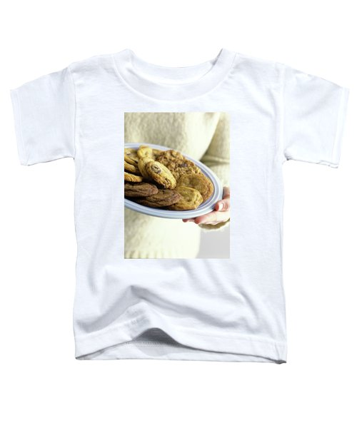 A Plate Of Cookies Toddler T-Shirt